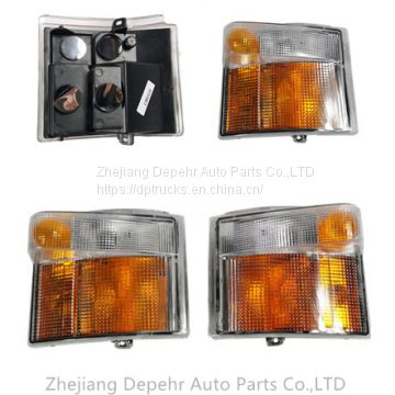 Zhejiang Depehr Heavy Duty European Truck Body Parts Side light Scania P/G/R/T Series Turn Signal Lamp 1387155/1385410