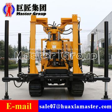 Crawler mounted drilling rig XYD-3 Crawler Hydraulic Core Drilling Rig