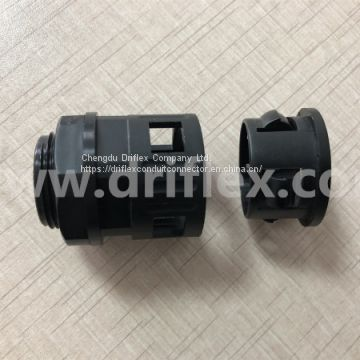 Driflex cap fast connector electrical fittings for home