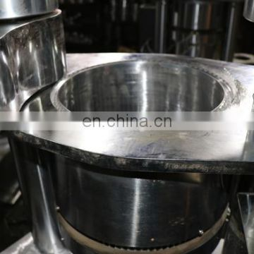 factory price and high oil yield sunflower oil press machine