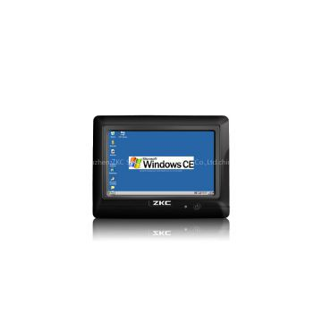 WinCE Embedded Computer Type tablet pc 7 inch,industrial touch panel pc
