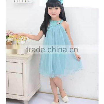 Stock Latest Fancy Kids Princess Dress Children Model Wedding Dress ...