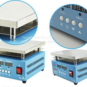 LCD Separator Heating Plate For Cell Phone Fix Machine