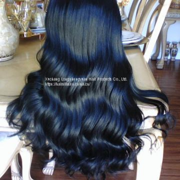 9A Brazilian Straight 4Bundles Human Virgin Hair Weave hairvilla hair