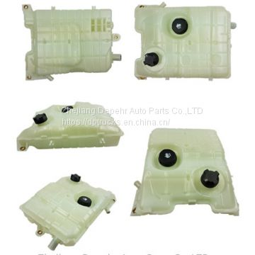 Zhejiang Depehr Heavy Duty European Truck Cooling Parts Radiator Expansion Tank Volvo Water Tank 22430366/21493205