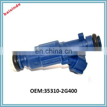 Set Of Injections OEM 35310-2G400 Injector Nozzle Tester for 2012 HYUNDAI TUCSON 2.4L