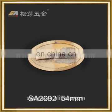 High-end Quality Handbag Metal Tags, Gold Plated Brand Handbag Metal Tags, Custom Brd Metal Bags