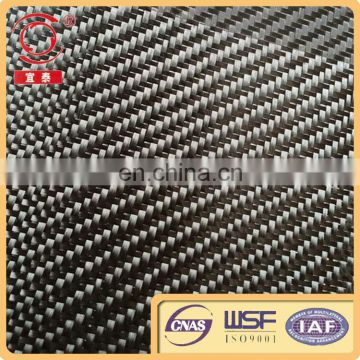 Twill Weave 3K Carbon Fiber Cloth For Sale