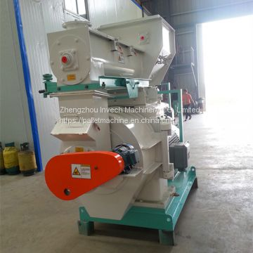 Waste Straw Pellet Pressing Machine in 8mm