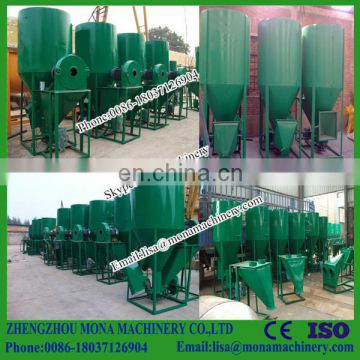 Best selling soybean grinder grain crushing mixing machine