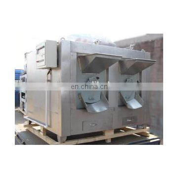 Commercial Used Peanut Groundnut Spice Roaster Roasting Machine