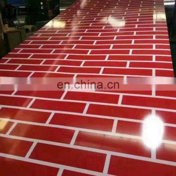 PPGI/Corrugated Zink Roofing Sheet/prepainted galvanized Steel roofing