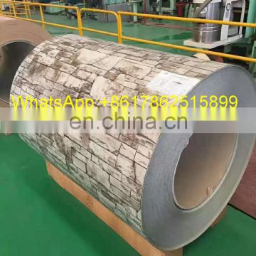 Brick Grain PPGI Coil and Sheet from shandong