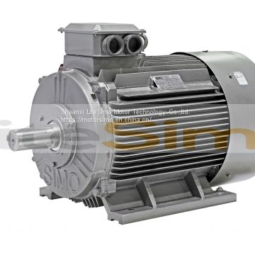 IE1 motor 400v IP55 made in simo factory best sales 2020
