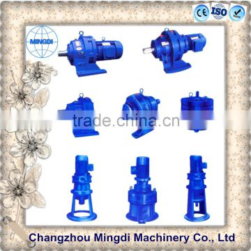 X/B boat Planetary Gearbox Parts Pin wheel Cycloidal Speed Reducer Gear box for agricultural machinery