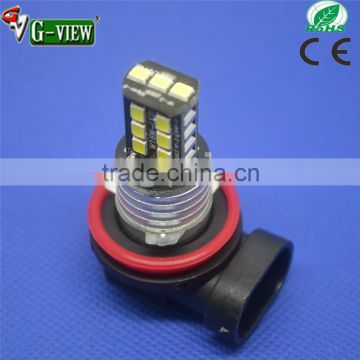 Automotive parts H11/8 15smd 2835 canbus Led auto lamp led fog driving lights best selling fog light