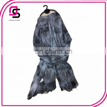 2017 fashion prevalent joker plaid purity shawl long scarf for ladies and girls