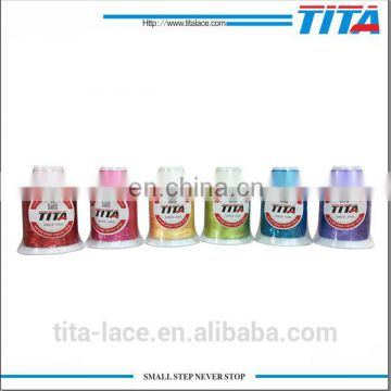Ricoma machine use polyester embroidery thread 120D wholesale 4000m