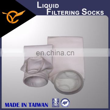 wholesale PP liquid filtering socks for food manufacturing