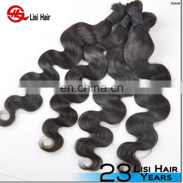 Fast Delivery Top Supplier In Qingdao Quality Real Human Hair Type Crochet Hair Extension