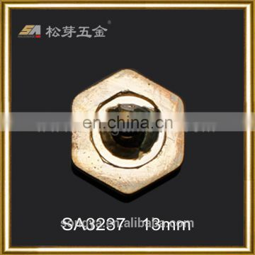 Fashion Design Customized Shoe Decorations Hardware, Custom Shoe Hardware Metal