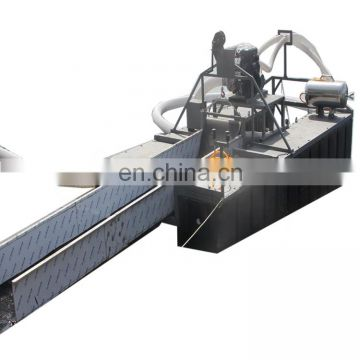 Hot sale cheap price separator machine gold wash machine in the river gold search machine gold dredge