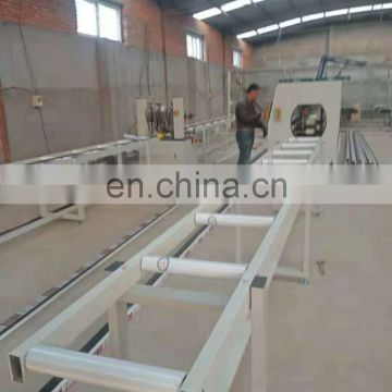 Aluminium profile thermal barrier assembly machines_rolling machine _factory