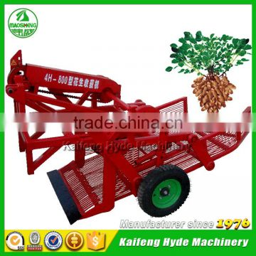 Mini peanut harvester with walking tractor 4-wheel tractor