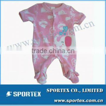 2012 winter babywear with woolen