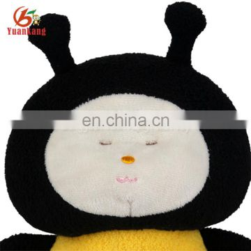 shenzhen plush toy factory Bee stuffed animal pet toy for kids