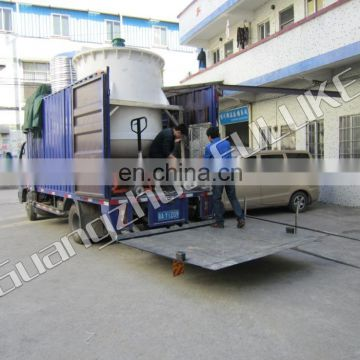 FLK CE tank with agitator,mixer for refractories,cosmetic mixing tank