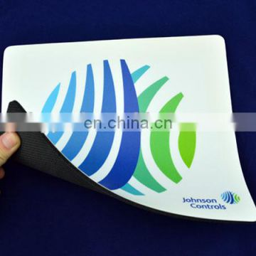 custom personal non-skid rubber fashion mouse pad