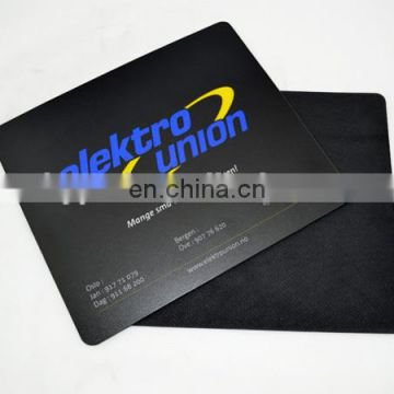 Promotion items neoprene gaming mouse pad custom