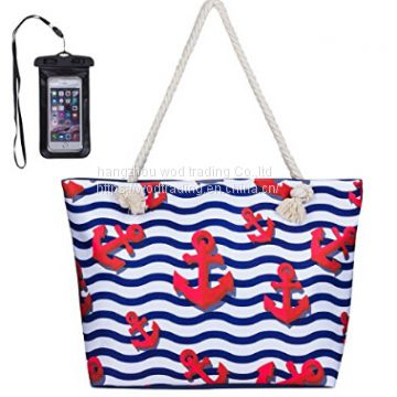 3e64ae7e041 Large waterproof tote beach bag for travel from China of beach bags from  China Suppliers - 158698782