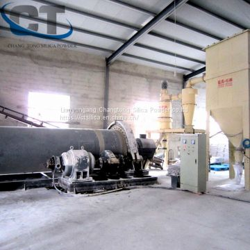 m3000 / m4000 / m6000 High purity cristobalite mineral information flour manufacture