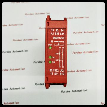 Stop Category 0 440r-d22r2 Safety Relay Abb Safety Relay