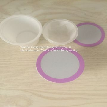 Direct manufacturer for coffee capsule empty k-cup supplier