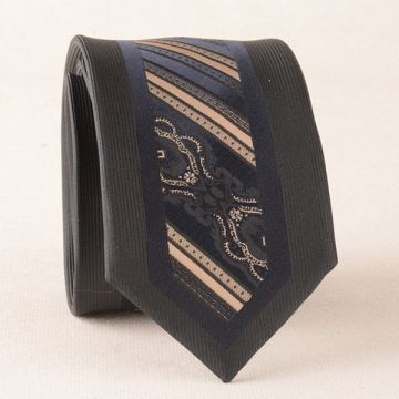 Ivory Handmade Mens Jacquard Neckties Shirt Collar Accessories High Manscraft