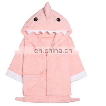 wholesale animals cartoon cotton baby bathrobe