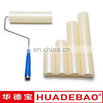 Customized Hard Plastic Sticky Rollers Dust Remove Rollers 60 sheets