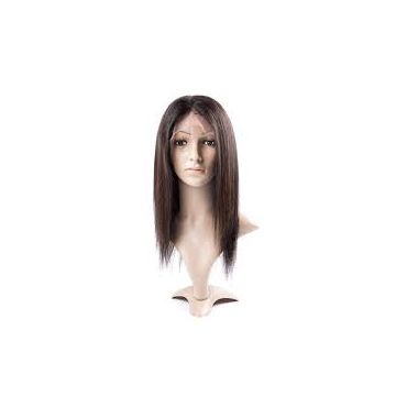 16 18 20 Inch Synthetic Hair Wigs Shedding free Full Lace