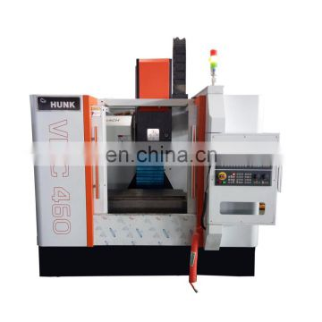 Small 3 axis CNC milling machine equipment VMC460L High speed CNC precision machining china
