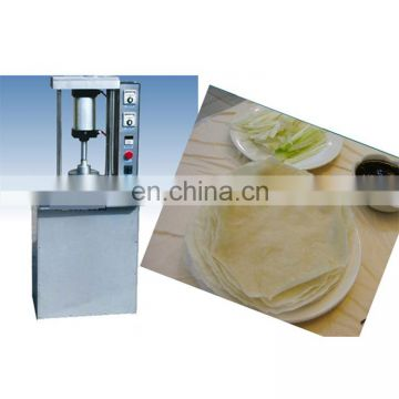 new design thin cooked flake making machin/ Roast Duck Bread Making Machine /dough sheet press machine