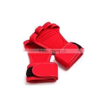 Neoprene Grip Pads / Fitness Weight Lifting Glove Type Weight Lifting Grip