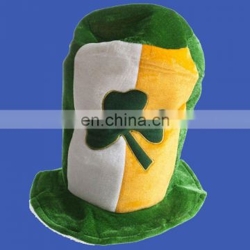 Irish shamrock top hat shamrock party hat shamrock carnival hats