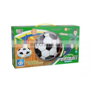 High quality children light and music electric play football game for sale