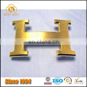 Manufactory Diretory Cheap Brass Metal Belt Buckle
