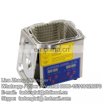 Digital Timer and Heater Series Ultrasonic Cleaner DT-08A