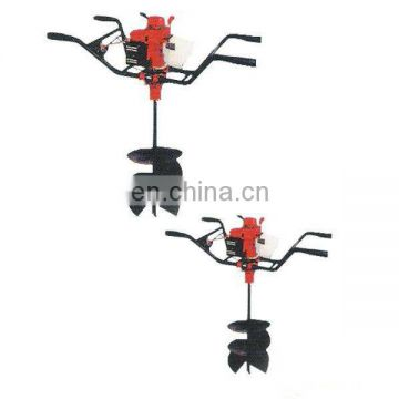 High Quality Garden tools Earth auger/Ground driller/Post hole digger