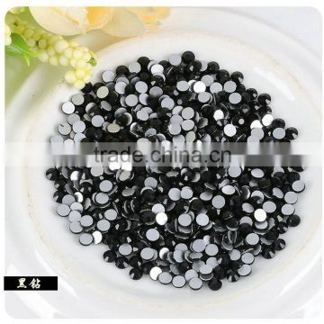 5MM hot fix rhinestones iron-on stone supplier SS20 LT.PINK Hotfix rhinestones supplier 5MM Machine cut